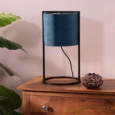 Tafellamp Santos Blue 45 cm Tafellampen - Dekoria.nl
