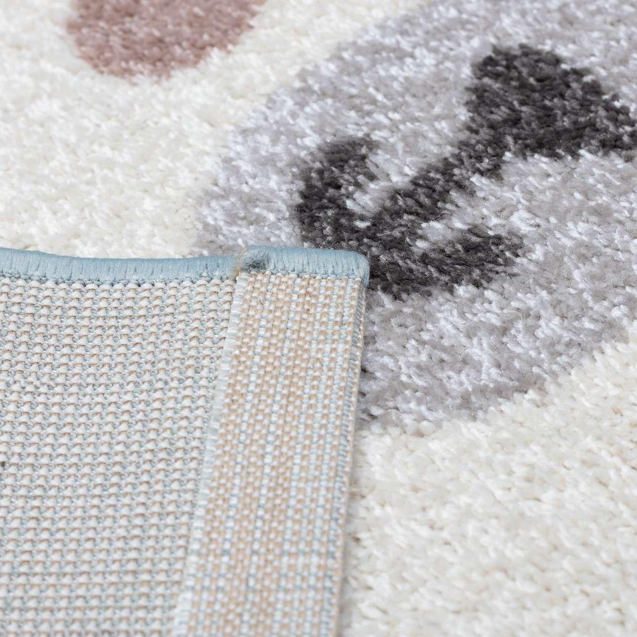 Cute llama rug 120x170cm