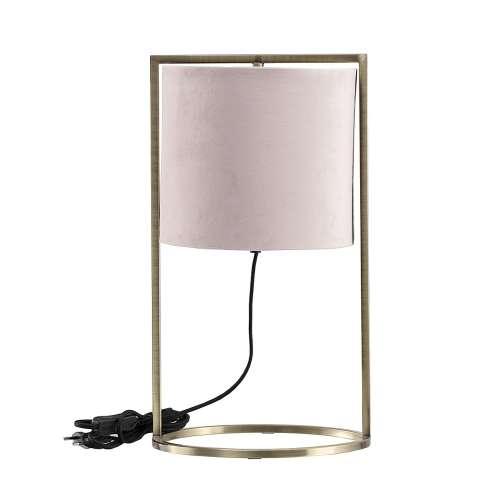 Tischlampe Santos Light Pink