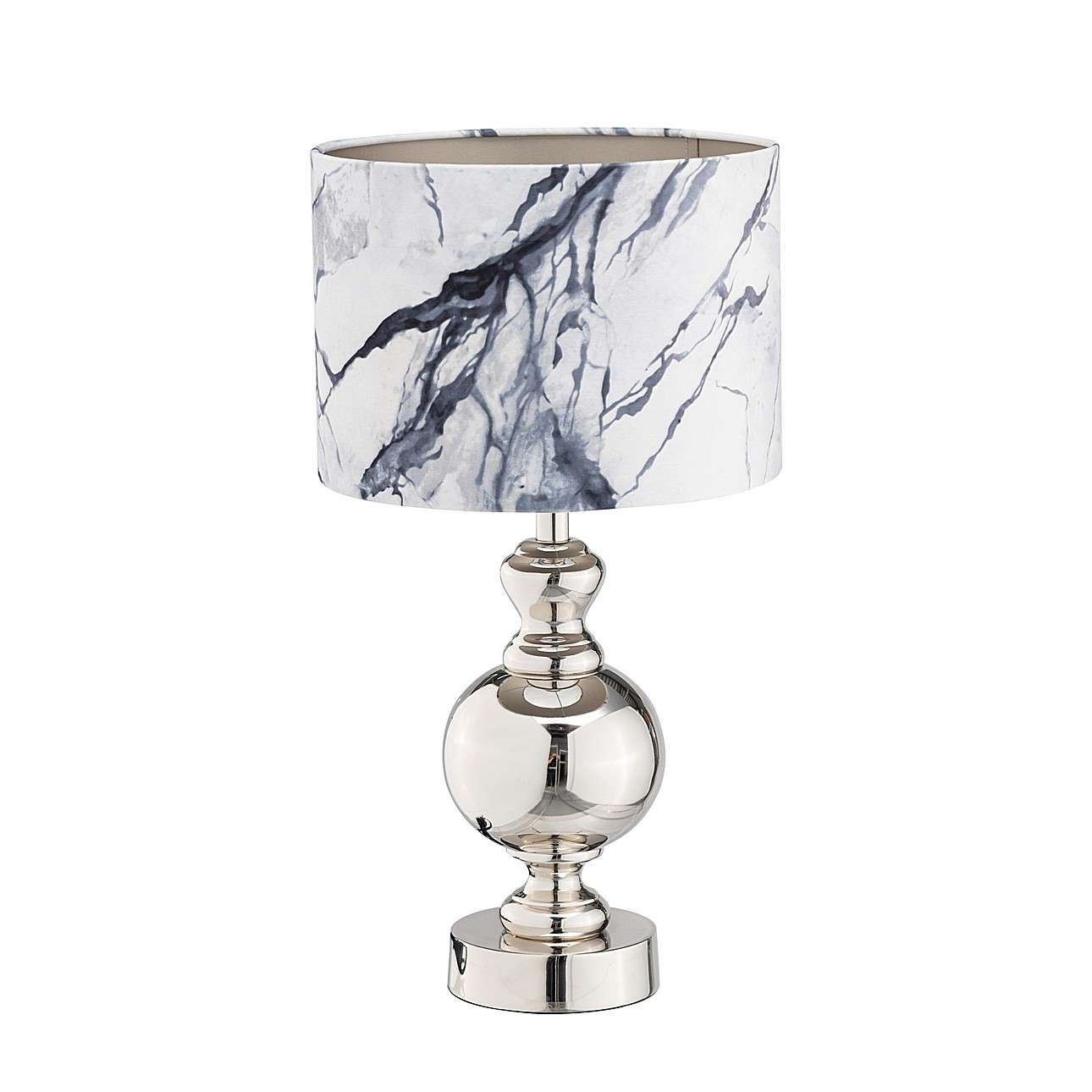 Stolní lampa Marble Grey