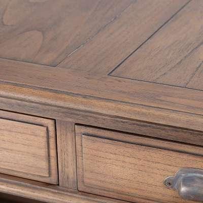 Luxusní psací stůl Ray šíře 150cm Psací stoly, boční stolky a konzoly - Dekoria-home.cz