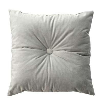 Poduszka kwadratowa Velvet z guzikiem 704-11 Kolekcja Velvet