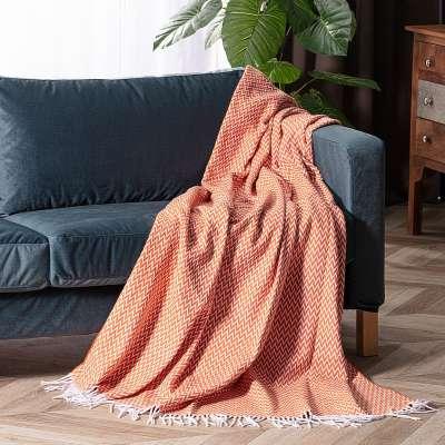 Prehoz Ibiza 140x200 cm oražová