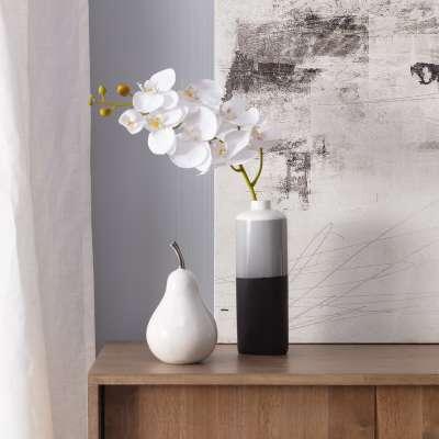 Kunstblume Orchidee weiß Kunstblumen - Dekoria.de