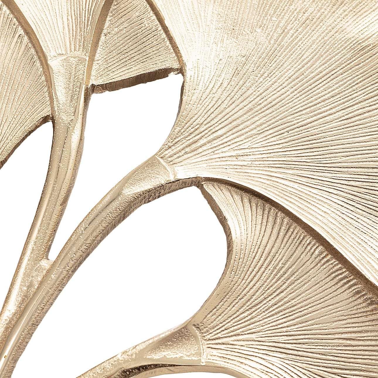 Wandobjekt Ginkgo Gold