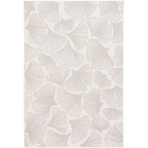 Koberec Lineo snow white/silver 120x170cm