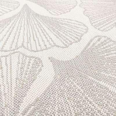 Teppich Cottage snow white/silver 120x170cm Teppiche - Dekoria.de