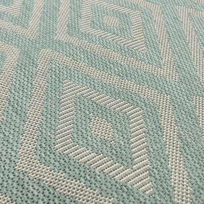 Vloerkleed Lineo spa blue/wool 120x170cm Vloerkleden - Dekoria.nl