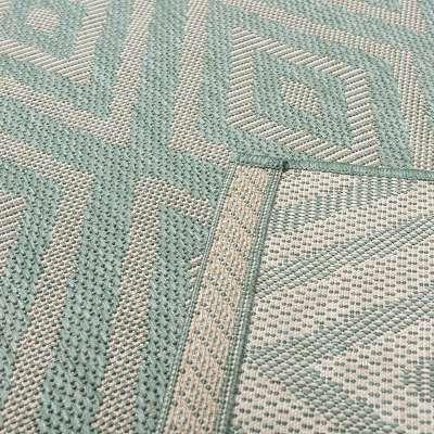 Dywan Lineo spa blue/wool 120x170cm