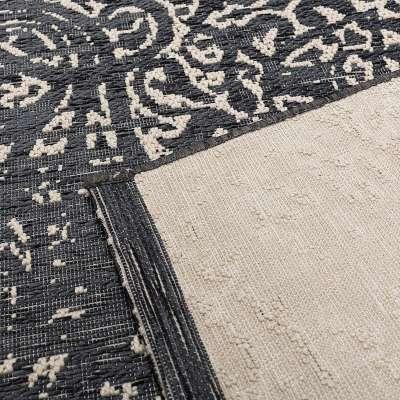 Dywan Velvet wool/petrol blue 200x290cm