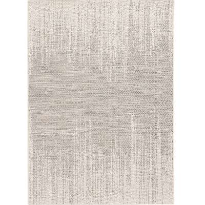 Teppich Breeze wool/cliff grey 120x170cm Teppiche - Dekoria.de