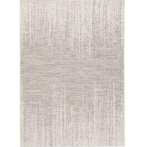Vloerkleed Breeze wool/cliff grey 120x170cm