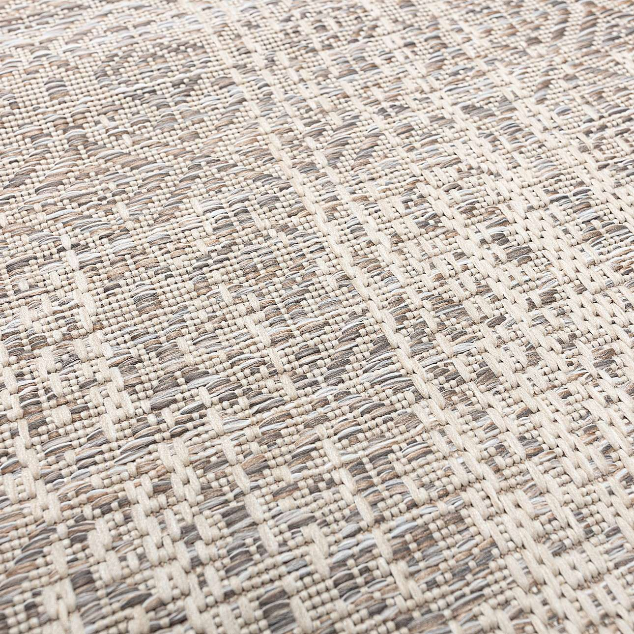 Breeze wool/cliff grey Rug 120x170cm