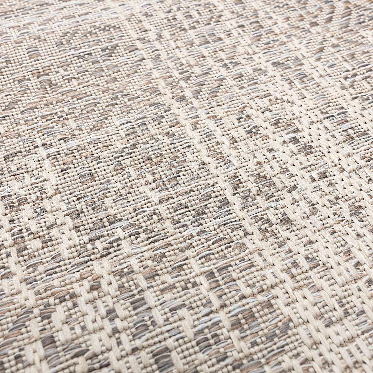 Teppich Breeze wool/cliff grey 120x170cm
