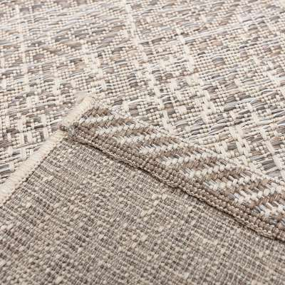 Vloerkleed Breeze wool/cliff grey 120x170cm