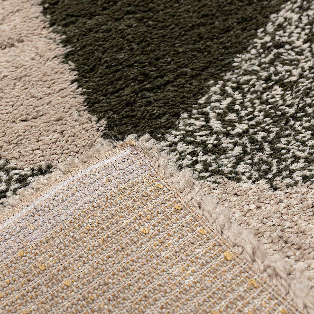 Teppich Royal wool/jungle green 120x170cm