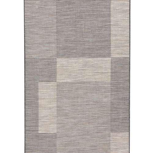 Teppich Breeze anthracite/cliff grey 120x170cm