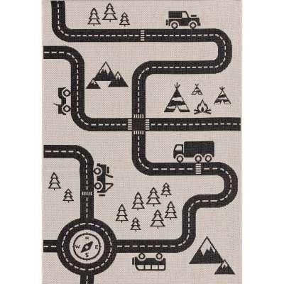 Koberec Car Road 160x230cm