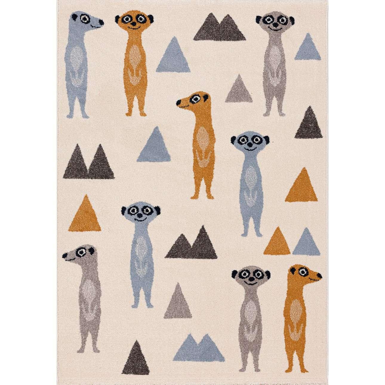 Teppich Funny Meerkat 160x230cm