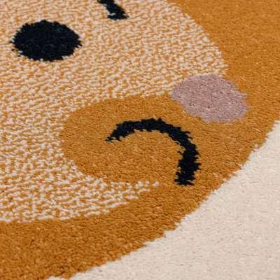 Happy Sloth rug 160x230cm Rugs and playmats - Yellowtipi.uk