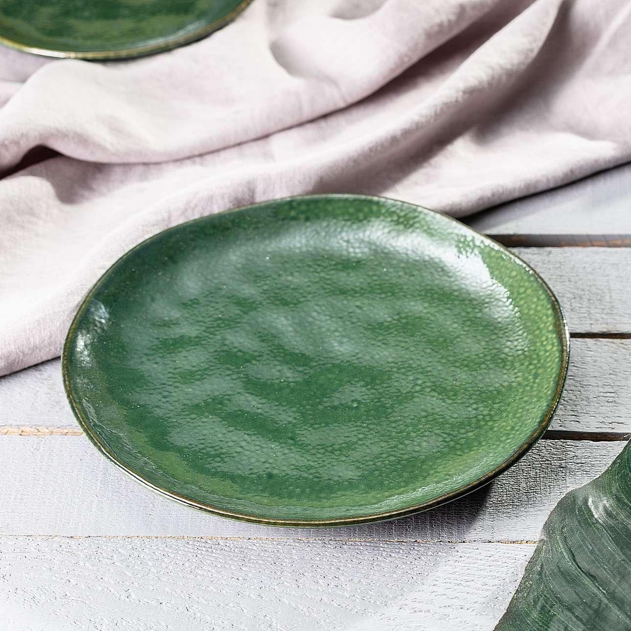 Talerz Tilos Green 26cm