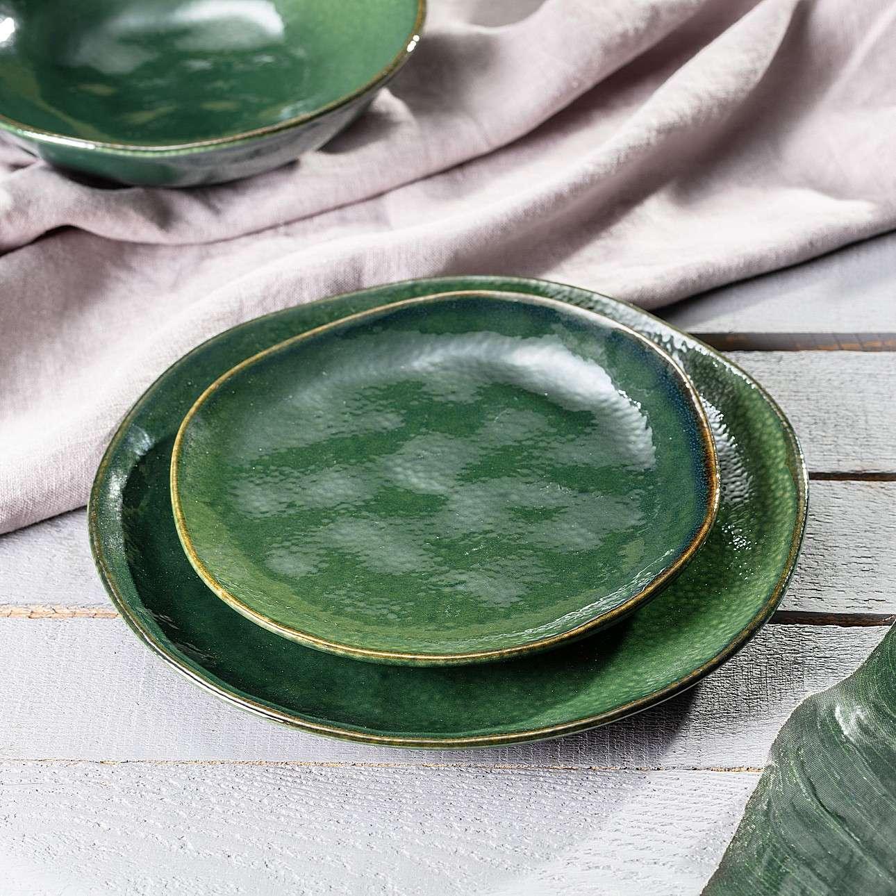 Talerz Tilos Green 20cm