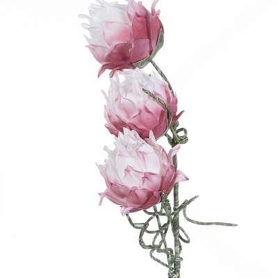 Kunstblume Protea 75cm Kunstblumen - Dekoria.de
