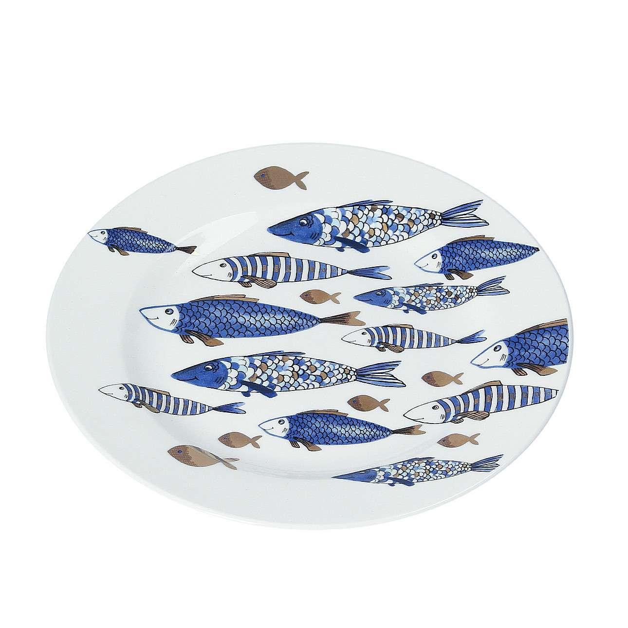 Talíř Fish 21cm