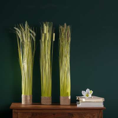 Dekoration Grass 83 cm Kunstblumen - Dekoria.de