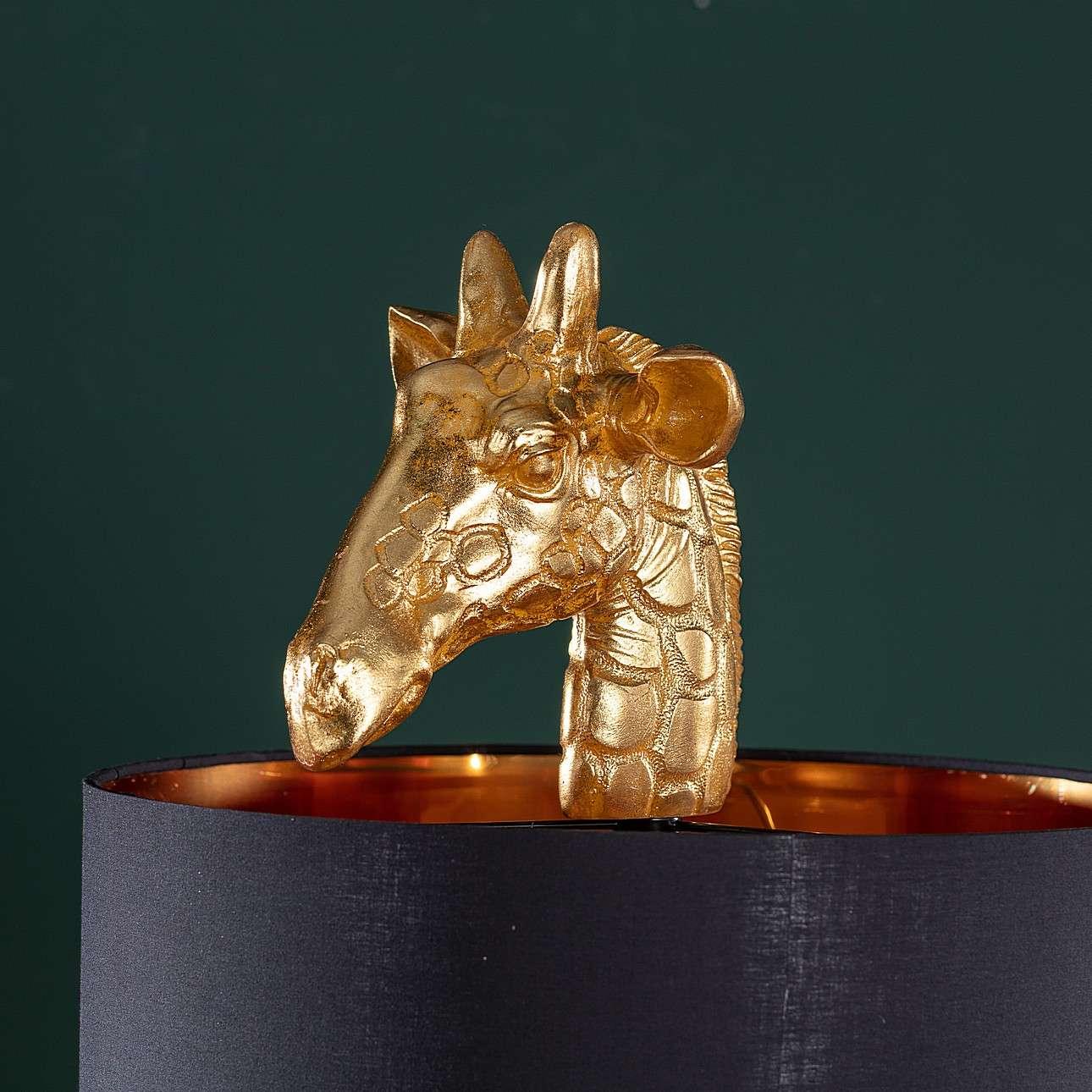 Lampa podłogowa Gold Giraffe 171cm