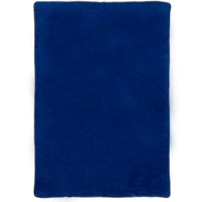 Deka Cotton Cloud 150x200 cm modro - indigová