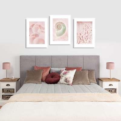 Pastel Pink III Poster Home Furnishings & Decorations - Dekoria.co.uk