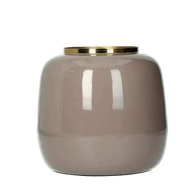 Vase Yanna 19cm Home Furnishing & Decorations - Dekoria.co.uk