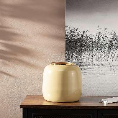 Vase Yanna II 19cm Home Furnishing & Decorations - Dekoria.co.uk