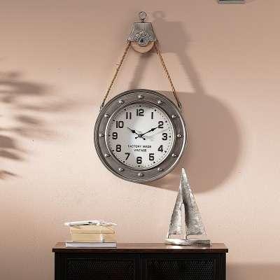 Wanduhr Vinatge 40cm Uhren - Dekoria.de