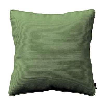 Poszewka Gabi na poduszkę 127-52 zgaszona zieleń Kolekcja Jupiter