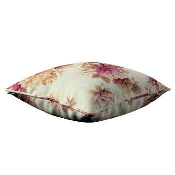 Gabi dekoratyvinės pagavėlės užvalkalas su specialia siūle 45 x 45 cm kolekcijoje Mirella, audinys: 141-06