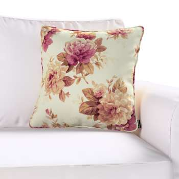 Poszewka Gabi na poduszkę 45 x 45 cm w kolekcji Mirella, tkanina: 141-06