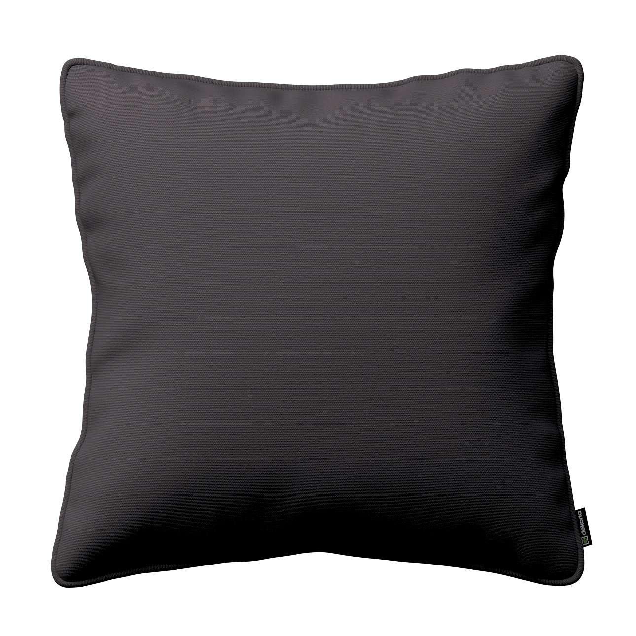 Poszewka Gabi na poduszkę 45 x 45 cm w kolekcji Cotton Panama, tkanina: 702-09