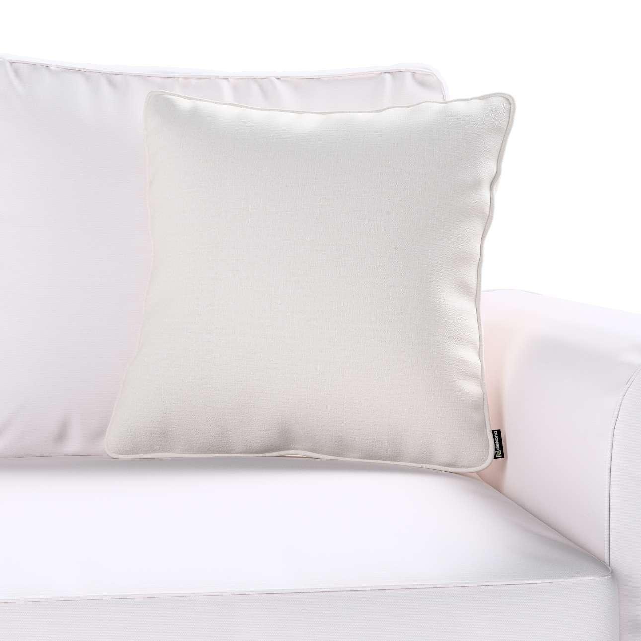 Poszewka Gabi na poduszkę 45 x 45 cm w kolekcji Linen, tkanina: 392-04