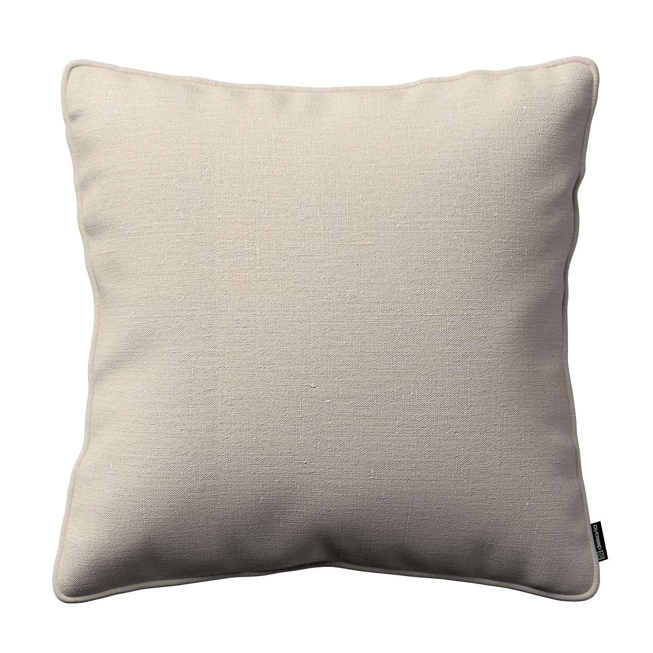 Gabika so šnúrkou, obliečka na vankúš V kolekcii Linen, tkanina: 392-05