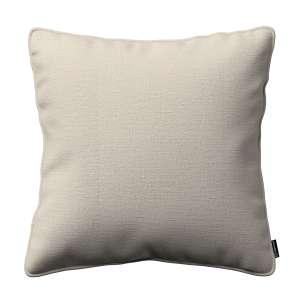 Gabi dekoratyvinės pagavėlės užvalkalas su specialia siūle 45 x 45 cm kolekcijoje Linen , audinys: 392-05