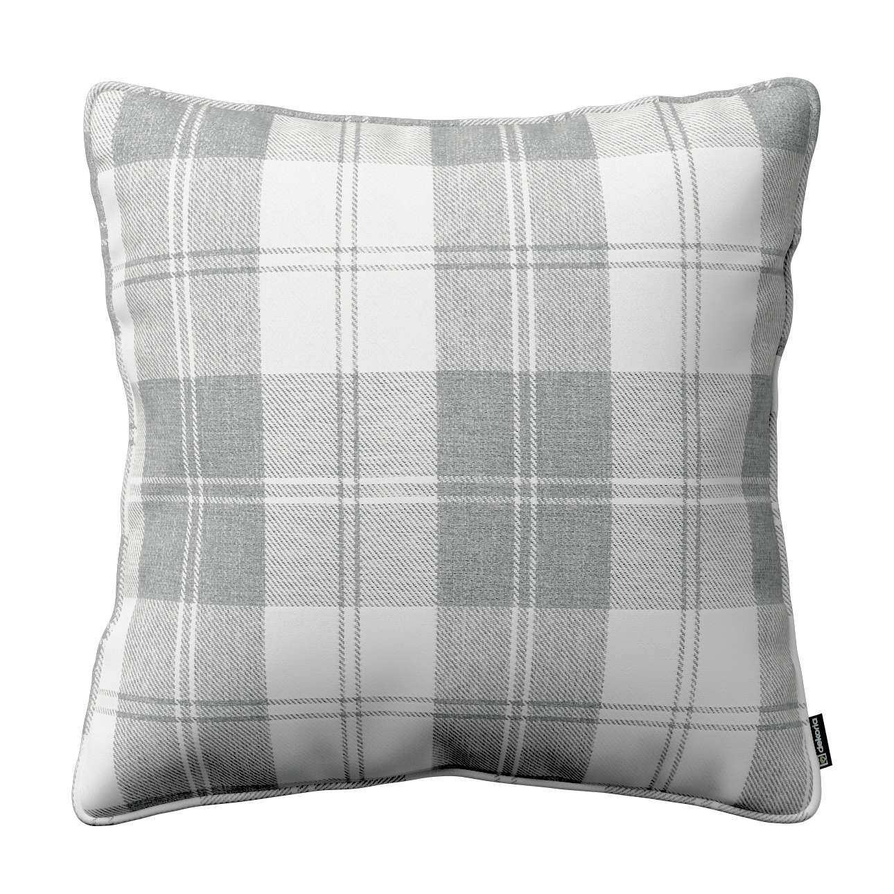 Poszewka Gabi na poduszkę 45 x 45 cm w kolekcji Edinburgh, tkanina: 115-79