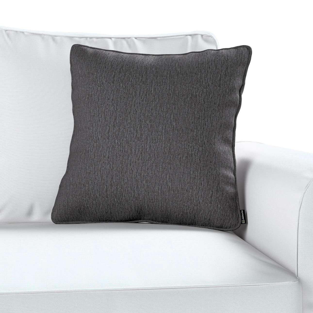 Poszewka Gabi na poduszkę w kolekcji Chenille, tkanina: 702-20