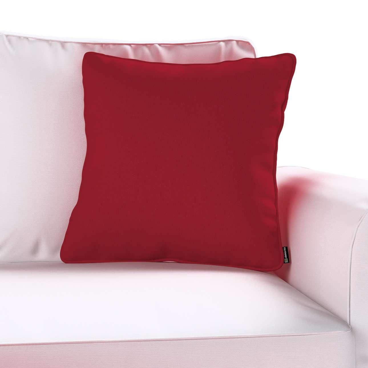 Poszewka Gabi na poduszkę 45 x 45 cm w kolekcji Chenille, tkanina: 702-24