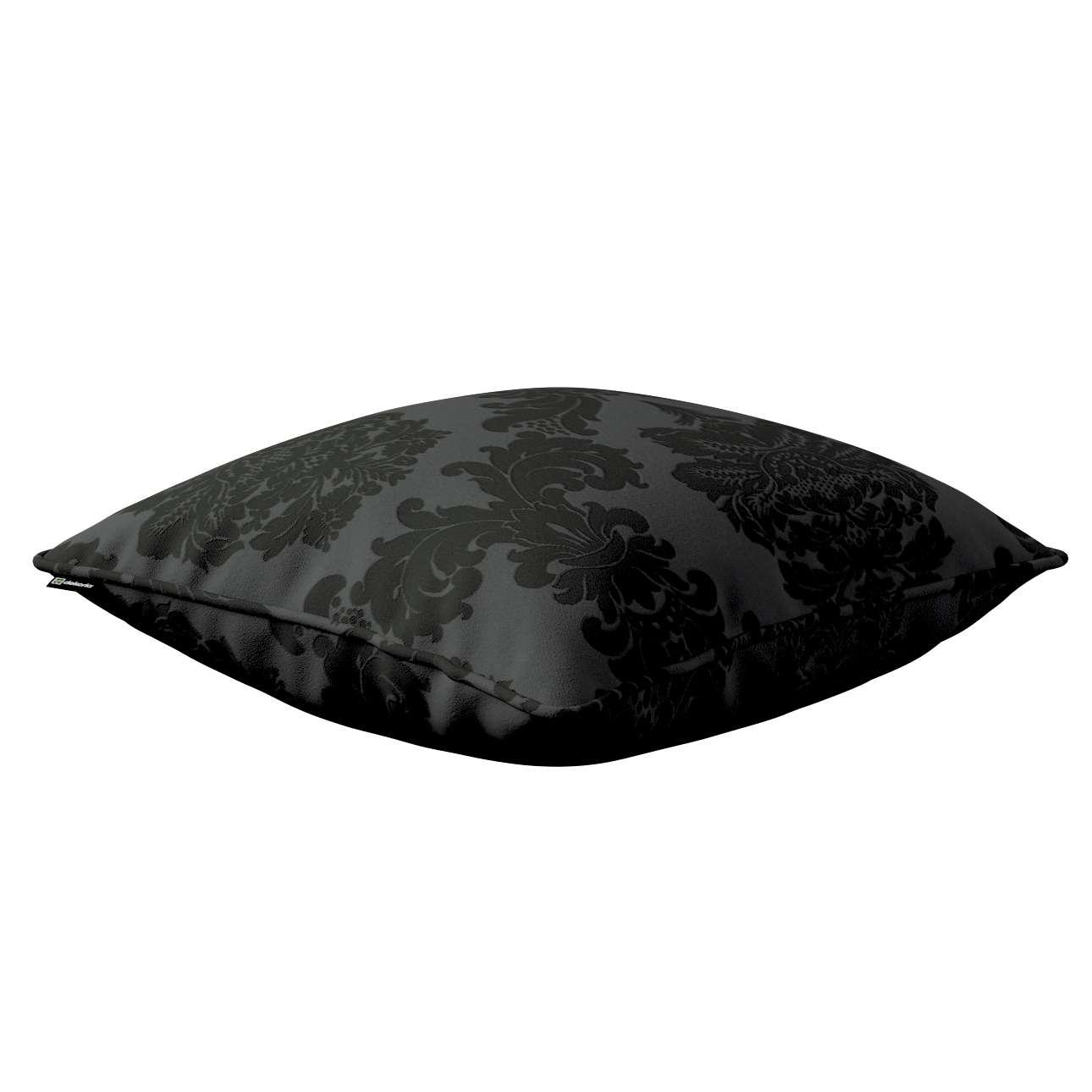Poszewka Gabi na poduszkę 45 x 45 cm w kolekcji Damasco, tkanina: 613-32