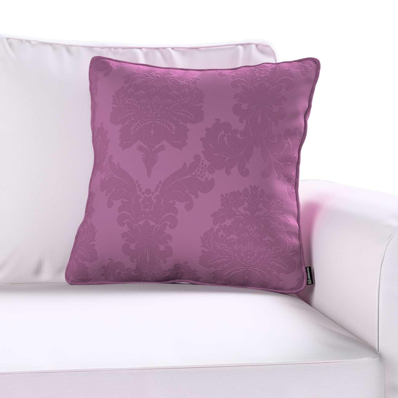 Poszewka Gabi na poduszkę 45 x 45 cm w kolekcji Damasco, tkanina: 613-75