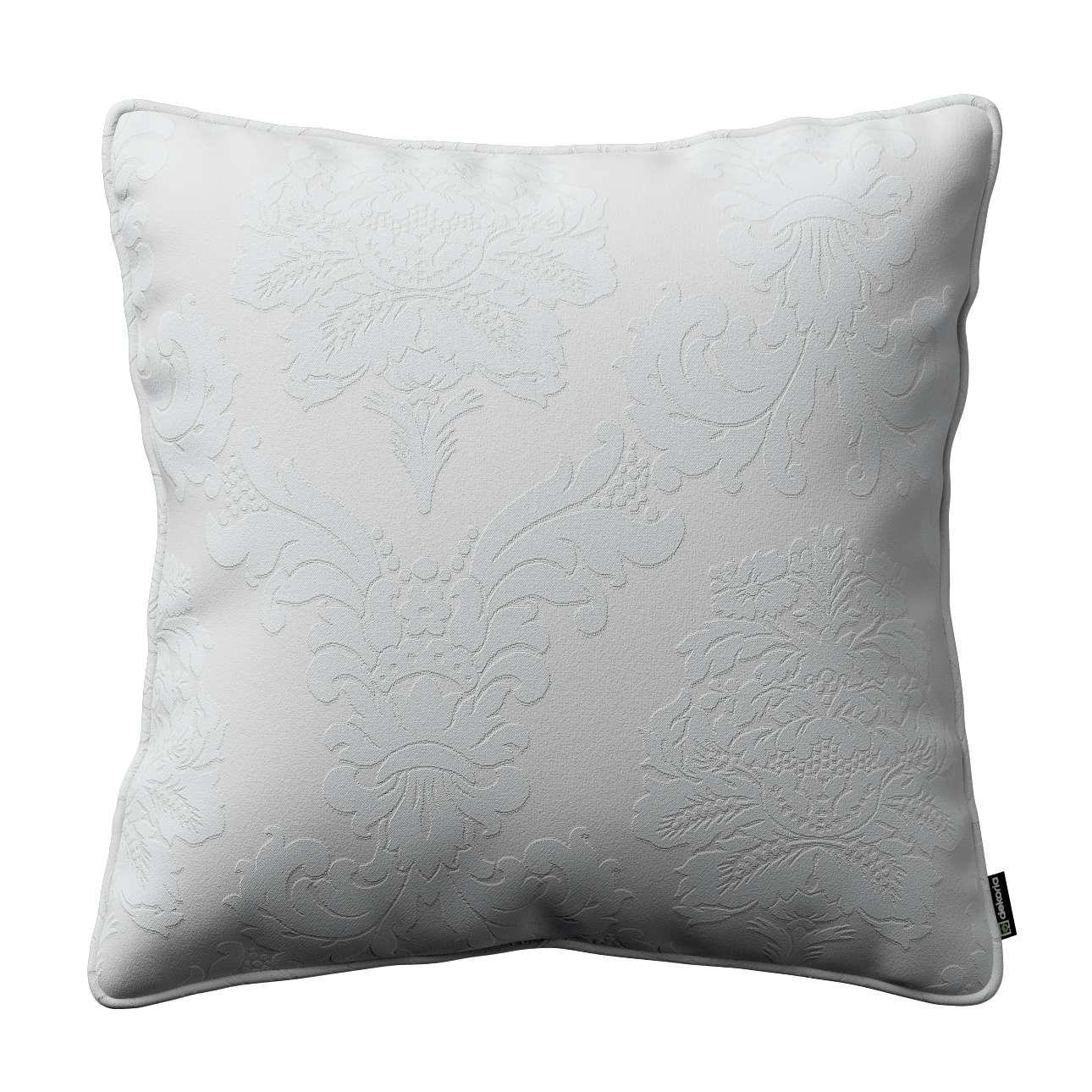 Poszewka Gabi na poduszkę 45 x 45 cm w kolekcji Damasco, tkanina: 613-81