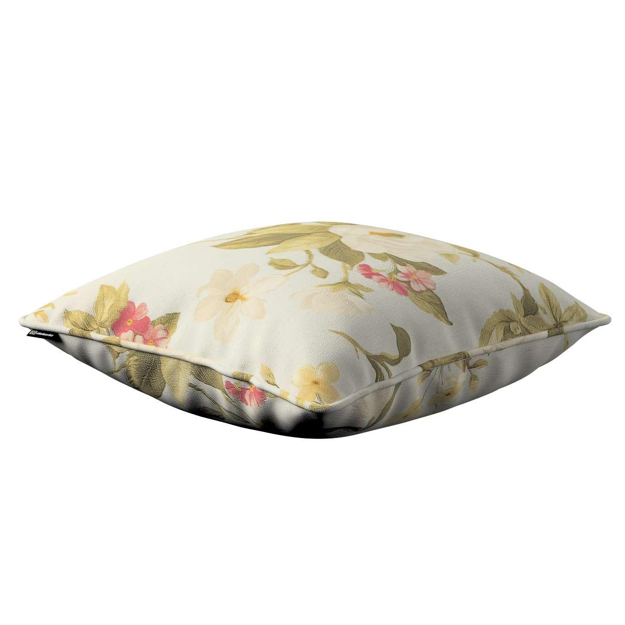 Poszewka Gabi na poduszkę 45 x 45 cm w kolekcji Londres, tkanina: 123-65