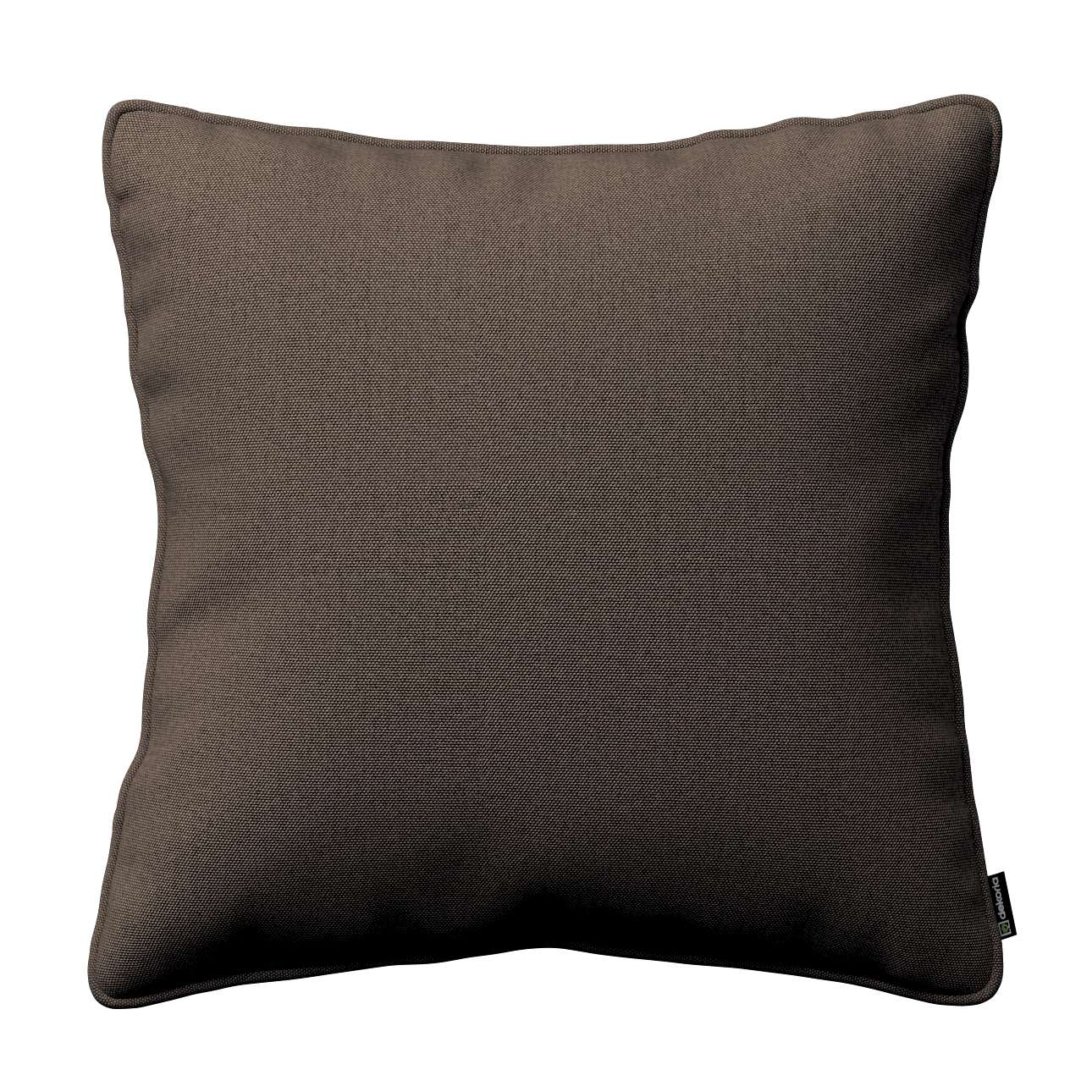Gabi dekoratyvinės pagavėlės užvalkalas su specialia siūle 45 x 45 cm kolekcijoje Etna , audinys: 705-08